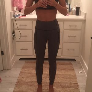 lulu lemon reflective leggings